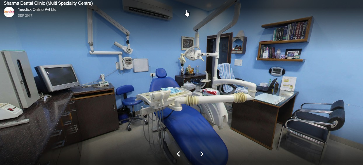 Well equipped and hygiene maintained treatment Are